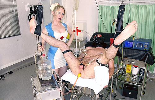 Femdom Medical Exam